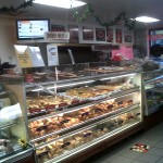 Interior of NY Bagel & Deli